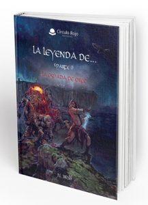 Libro-La-leyenda-de_Novela